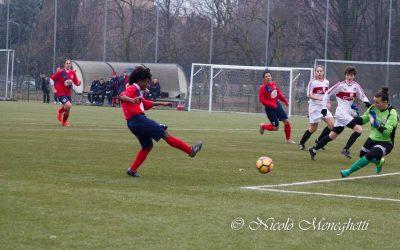 Milan Ladies – Prosambo 1-3