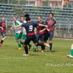 Prosambo vs Trento Clarentia Asd Pro San Bonifacio - calcio femminile serie B girone C - campionato 2016-2017
