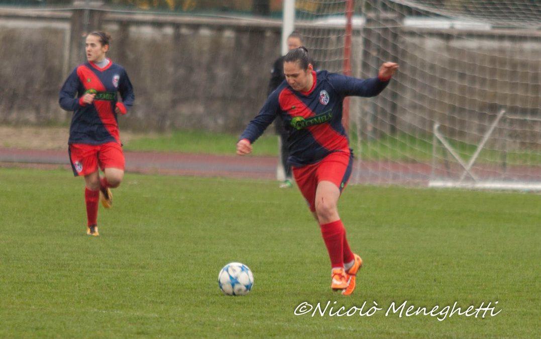 Permac Vittorio Veneto Vs Pro San Bonifacio Calcio Serie B Femminile 2017-2018