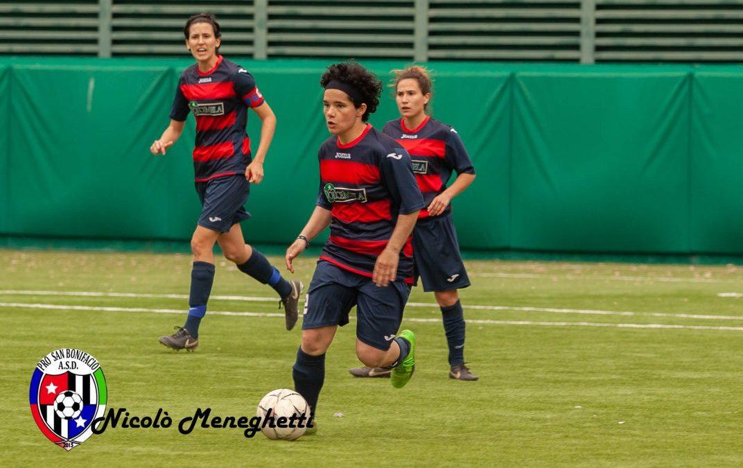 Pro San Bonifacio – Riccione Femminile 0 – 1