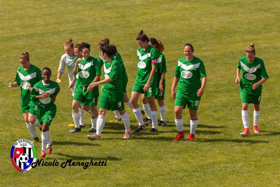 Pink Bari – Pro San Bonifacio 3 – 1